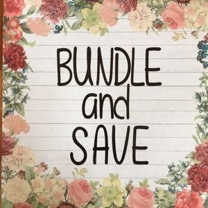 Bundle and Save Big!!